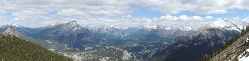 Icefields Parkway, Jasper and Banff NationalParks