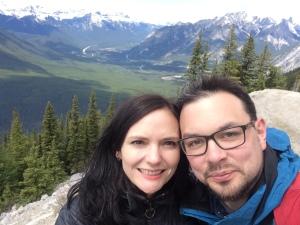 Suplhur Mountain selfie