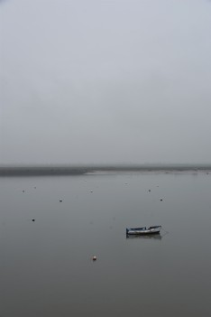 View of the River Crouch from Burnham