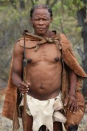 Another of the San people
