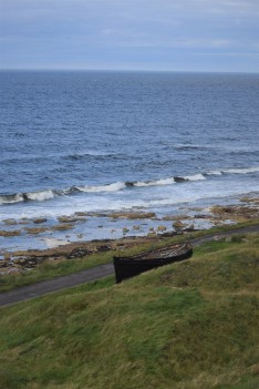 View from Burghead Visitor Centre
