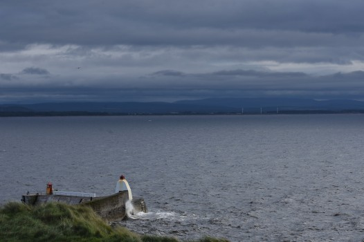 Another view from Burghead Visitor Centre